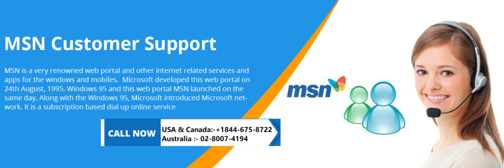 msn customer service